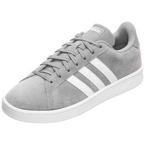 Grand Court Sneaker Herren, grau / weiß, zoom bei OUTFITTER Online