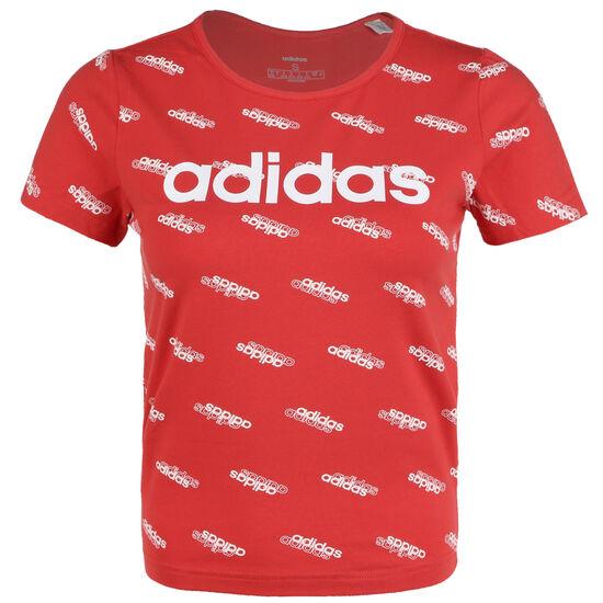 Favorites T-Shirt Damen, rot / weiß, zoom bei OUTFITTER Online