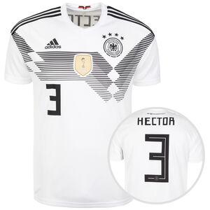 DFB Trikot Home Hector WM 2018 Herren, Weiß, zoom bei OUTFITTER Online