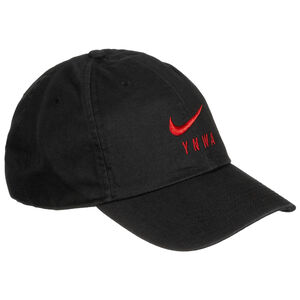 FC Liverpool Heritage86 Strapback Cap, schwarz / rot, zoom bei OUTFITTER Online