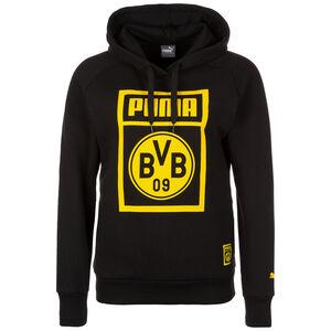 Borussia Dortmund Fanwear Kapuzenpullover Damen, Schwarz, zoom bei OUTFITTER Online