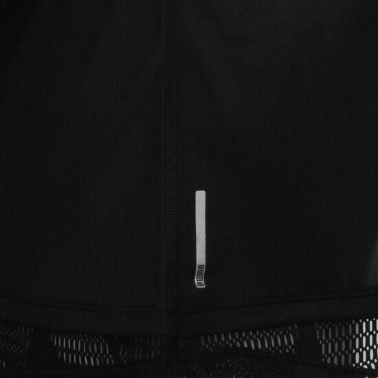 Studio Mixed Lace Trainingsshirt Damen, schwarz, zoom bei OUTFITTER Online