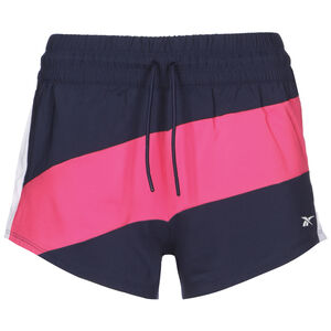 Workout Ready Trainingsshorts Damen, dunkelblau, zoom bei OUTFITTER Online