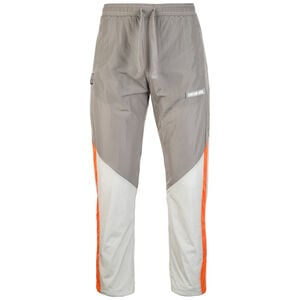 Light Carbon Windrunner Hose Herren, grau / orange, zoom bei OUTFITTER Online