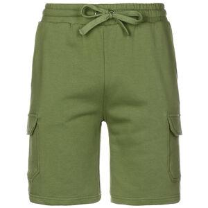 Organic Cargo Shorts Herren, oliv, zoom bei OUTFITTER Online