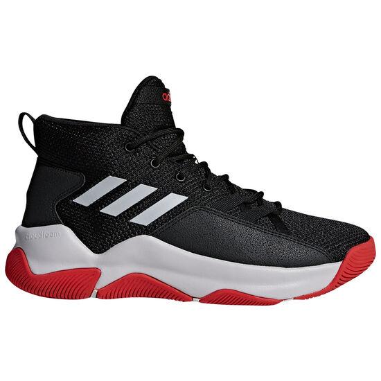 Streetfire Basketballschuhe Herren, schwarz / rot, zoom bei OUTFITTER Online
