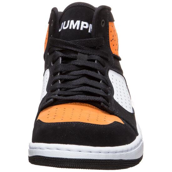Jordan Access Sneaker Herren, schwarz / orange, zoom bei OUTFITTER Online