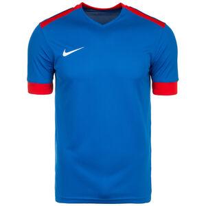 Dry Park Derby II Fußballtrikot Herren, blau / rot, zoom bei OUTFITTER Online