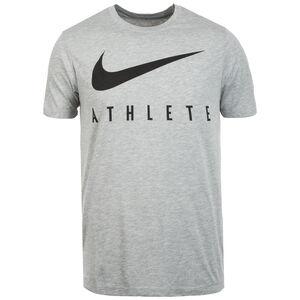 Dry Athlete Trainingsshirt Herren, grau / schwarz, zoom bei OUTFITTER Online