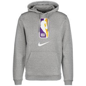 NBA Kapuzenpullover Herren, grau, zoom bei OUTFITTER Online
