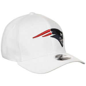 9FIFTY NFL Stretch New England Patriots Snapback Cap, weiß, zoom bei OUTFITTER Online