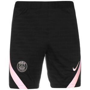 Paris St.-Germain Strike Away Trainingsshorts Herren, schwarz / rosa, zoom bei OUTFITTER Online