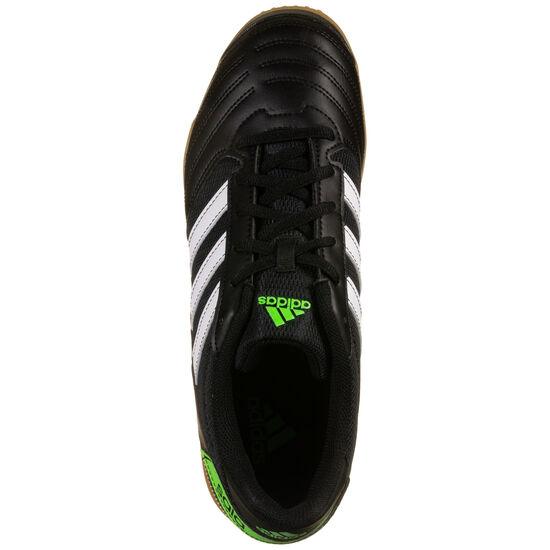 Super Sala Fußballschuh Herren, schwarz / grün, zoom bei OUTFITTER Online