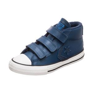 Star Player 3V Mid Sneaker Kinder, dunkelblau, zoom bei OUTFITTER Online