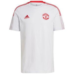 Manchester United T-Shirt Herren, grau / rot, zoom bei OUTFITTER Online