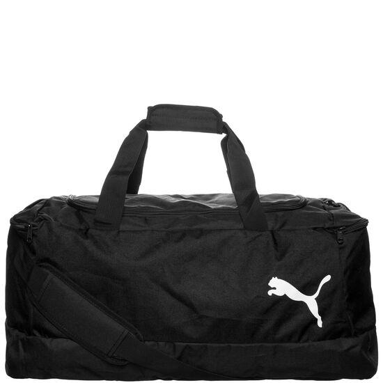 Pro Training II Sporttasche, schwarz / weiß, zoom bei OUTFITTER Online