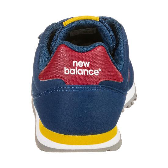 YV500-M Sneaker Kinder, dunkelblau / gelb, zoom bei OUTFITTER Online