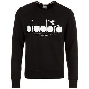5 Palle Crew Sweatshirt Herren, schwarz / weiß, zoom bei OUTFITTER Online