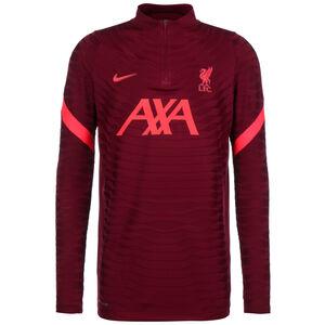 FC Liverpool Strike Elite Trainingssweat Herren, dunkelrot / neonrot, zoom bei OUTFITTER Online