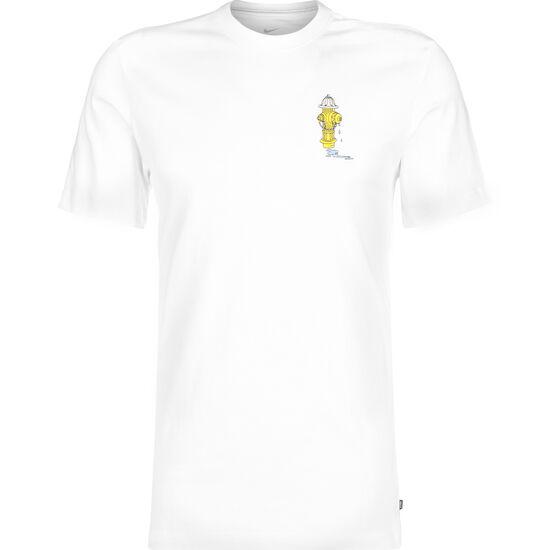 Skateboard Lincon & 17th T-Shirt Herren, weiß, zoom bei OUTFITTER Online