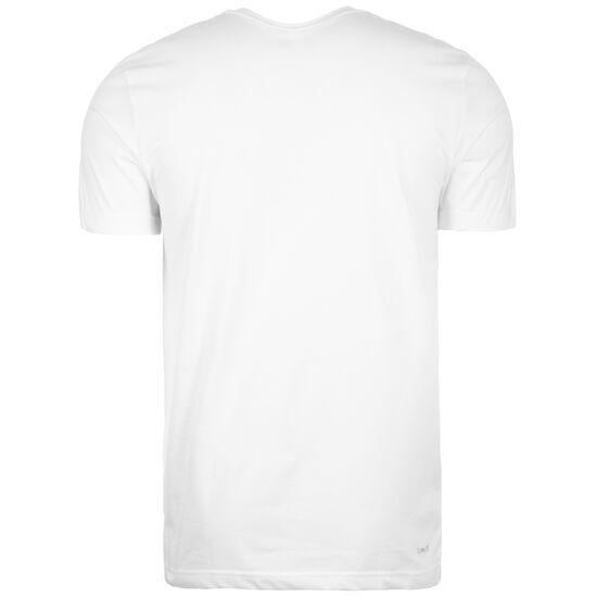 Harden Logo T-Shirt Herren, weiß, zoom bei OUTFITTER Online