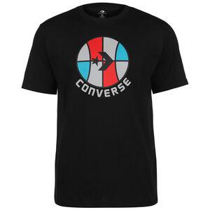 Classic Basketball T-Shirt Herren, schwarz, zoom bei OUTFITTER Online