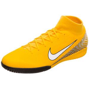 Superfly VI Academy Neymar Indoor Fußballschuh Herren, Gelb, zoom bei OUTFITTER Online