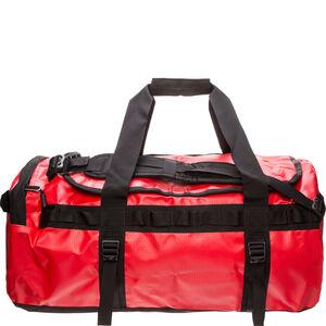Base Camp Duffel L Tasche, rot / schwarz, zoom bei OUTFITTER Online