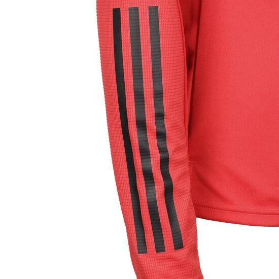 RBFA Belgien Trainingssweat EM 2020 Herren, rot / schwarz, zoom bei OUTFITTER Online