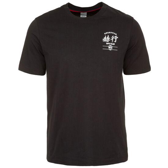 Tee T-Shirt Herren, schwarz / grau, zoom bei OUTFITTER Online