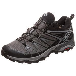 X Ultra 3 GTX Trail Laufschuh Herren, grau / schwarz, zoom bei OUTFITTER Online