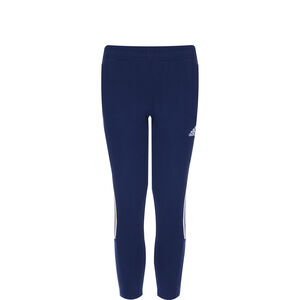 Tiro 21 Sweat Trainingshose Kinder, blau / weiß, zoom bei OUTFITTER Online
