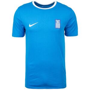Griechenland Crest T-Shirt Herren, Blau, zoom bei OUTFITTER Online