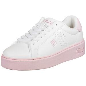 Crosscourt Altezza Sneaker Damen, weiß / rosa, zoom bei OUTFITTER Online