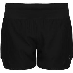 3.5 Inch Laufshort Damen, schwarz, zoom bei OUTFITTER Online