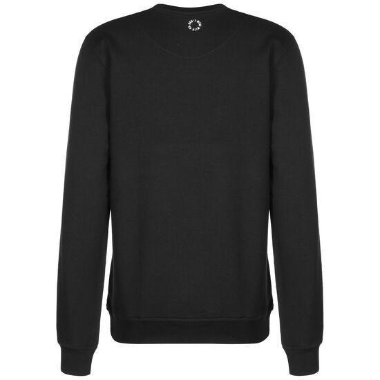 Only Easy Day Sweatshirt Herren, schwarz / weiß, zoom bei OUTFITTER Online