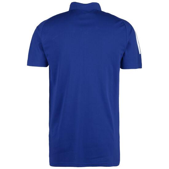 Condivo 20 Poloshirt Herren, blau / weiß, zoom bei OUTFITTER Online