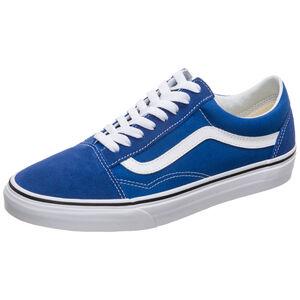 Old Skool Sneaker Damen, blau / weiß, zoom bei OUTFITTER Online