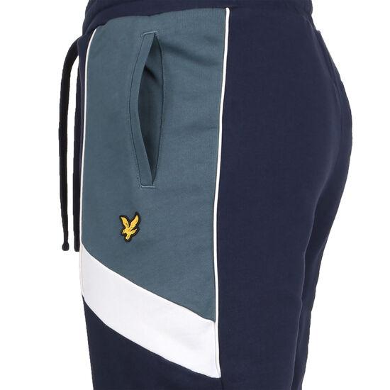 Splice Jogginghose Herren, dunkelblau / weiß, zoom bei OUTFITTER Online