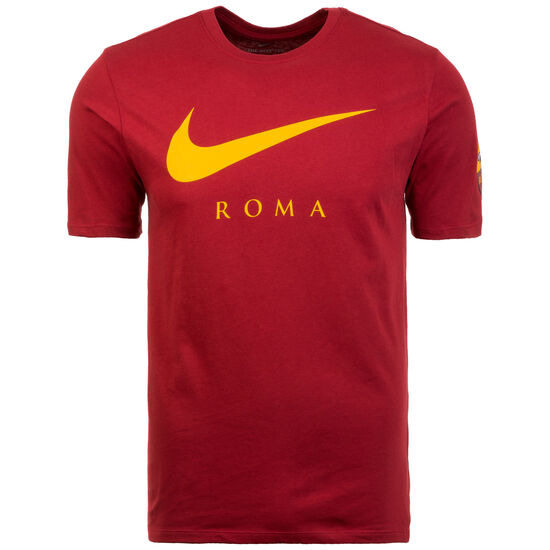 A.S. Rom T-Shirt Herren, rot, zoom bei OUTFITTER Online