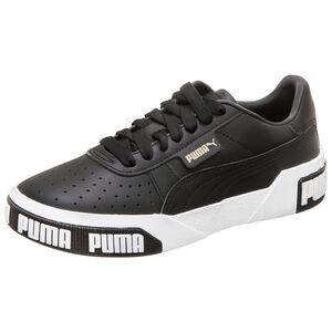 Cali Bold Sneaker Damen, schwarz / gold, zoom bei OUTFITTER Online