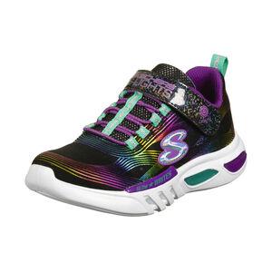 Glow Brites Sneaker Kinder, schwarz / bunt, zoom bei OUTFITTER Online