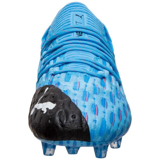 Future 5.1 NETFIT Low FG/AG Fußballschuh Herren, blau / schwarz, zoom bei OUTFITTER Online
