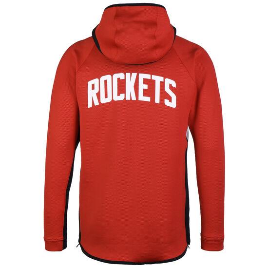 NBA Houston Rockets Therma Flex Kapuzenjacke Herren, rot / schwarz, zoom bei OUTFITTER Online
