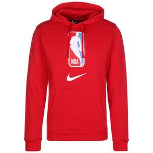 NBA Kapuzenpullover Herren, rot, zoom bei OUTFITTER Online
