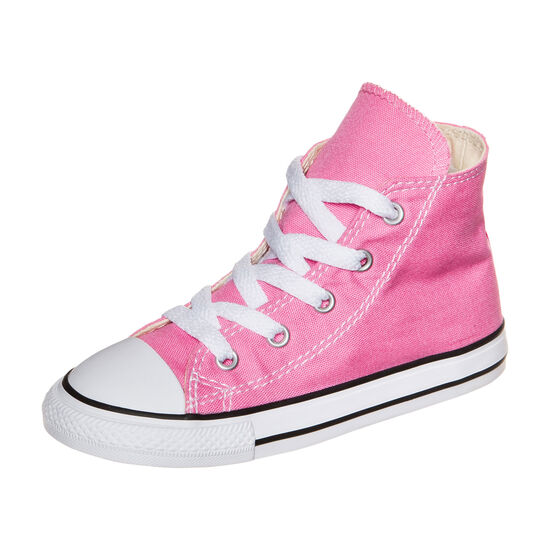 Chuck Taylor All Star High Sneaker Kleinkinder, Pink, zoom bei OUTFITTER Online