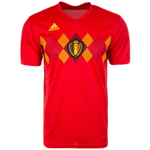 Belgien Trikot Home WM 2018 Herren, Rot, zoom bei OUTFITTER Online