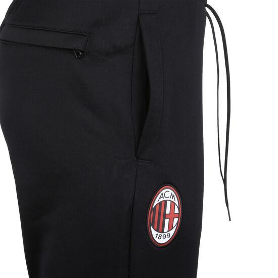 AC Mailand Iconic MCS Jogginghose Herren, schwarz, zoom bei OUTFITTER Online