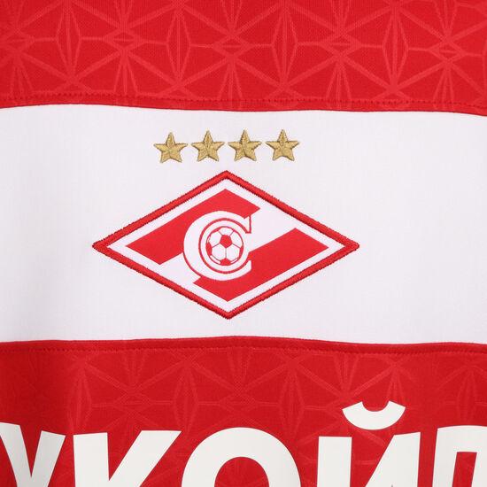 Spartak Moskau Trikot Home Stadium 2020/2021 Herren, rot / schwarz, zoom bei OUTFITTER Online