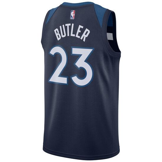 NBA Minnesota Timberwolves #23 Butler Basketballtrikot Herren, dunkelblau, zoom bei OUTFITTER Online